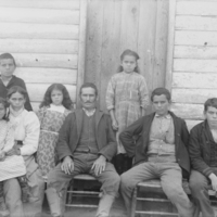 Family of Simeon Collins, Group of Eight 1899.jpg